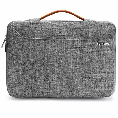 Túi Chống Sốc Tomtoc (USA) Spill-Resistant Macbook Pro 15'' - Gray (A22-D01G02)
